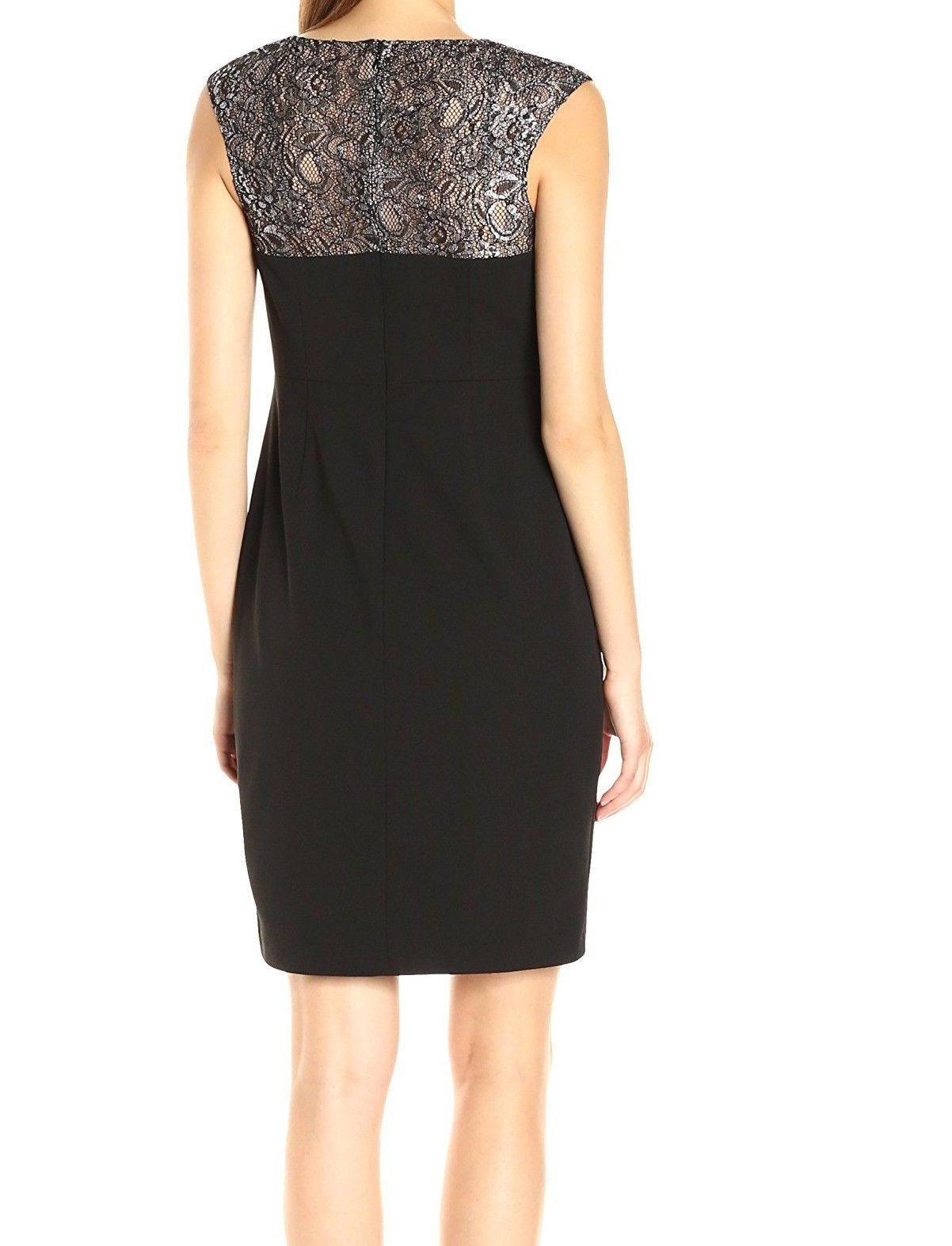 6bfd5b0ff58 Calvin Klein pitsiga bodycon kleit - Kleidid - Naiste riided