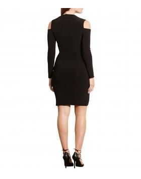 Ralph Lauren elastne must kleit