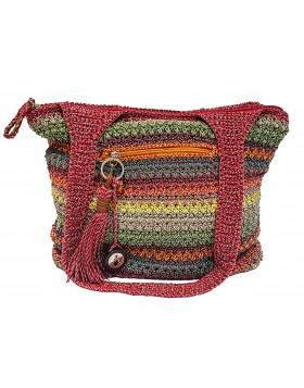 THE SAK heegeldatud kott