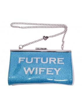 """Betsey Johnson """"Future Wifey"""""""
