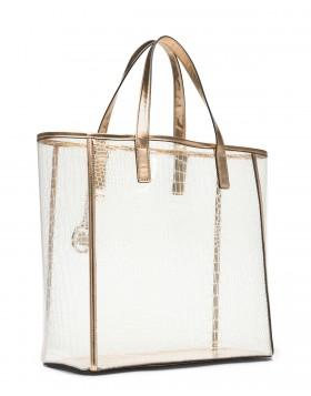 MICHAEL KORS luksuslik kuldne kott