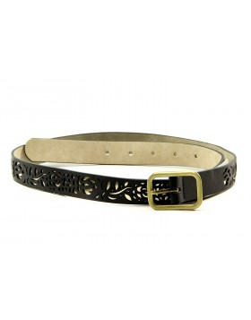 STYLECO, STYLECO METALLIC PERFORATED BLACK WITH GOLD