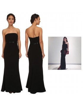 Calvin Klein lilla viisakas elastne bodycon kleit